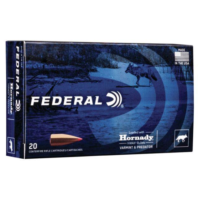 Federal 6.5 Creedmoor ammo box