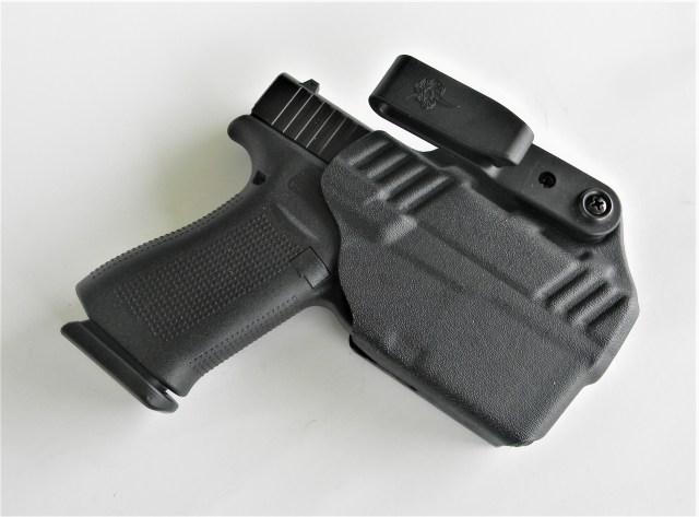 GLOCK in Inside the Waistband holster