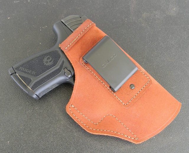 Ruger MAX-9 in Holster
