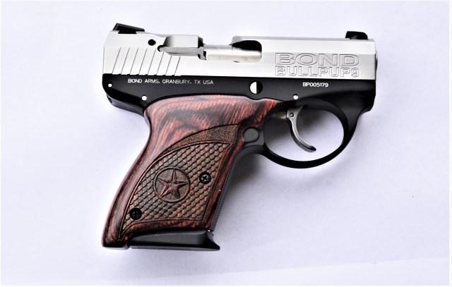Bond Arms Bullpup 9 best 9mm pistols