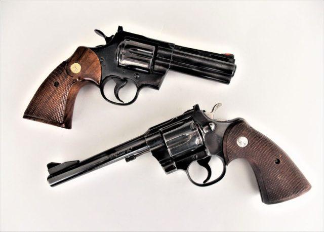 Colt .357 Magnum Revolvers