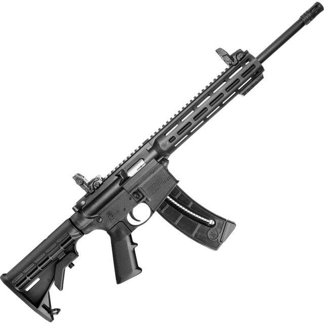 S&W M&P15-22 Sport best .22 LR rifles