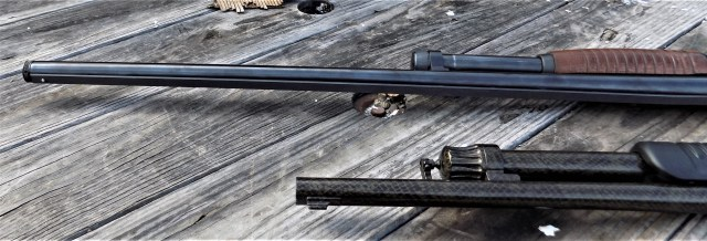 two best pump-action shotguns with different barrel lengths