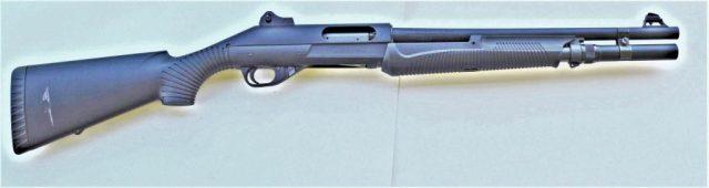 Benelli Nova Pump-action shotgun