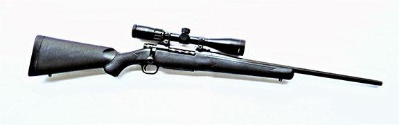 Mossberg Patriot rifle .30-06 right profile