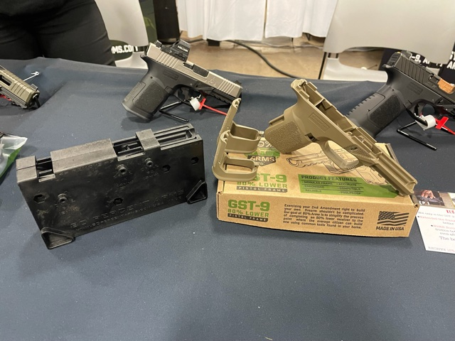 80 Percent Arms Glock Lower Frames