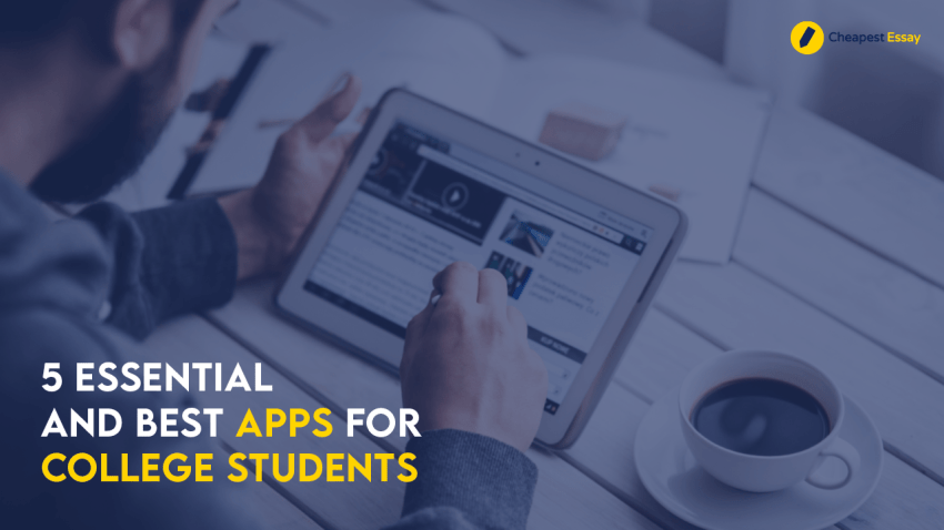 5 Useful Apps for College Students