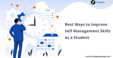 self management skills for students