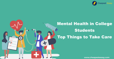 mental health in college students