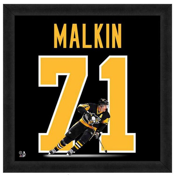 on sale 61808 82ead Pittsburgh Penguins Evgeni Malkin 20″ x 20″ Unifra cheap ...
