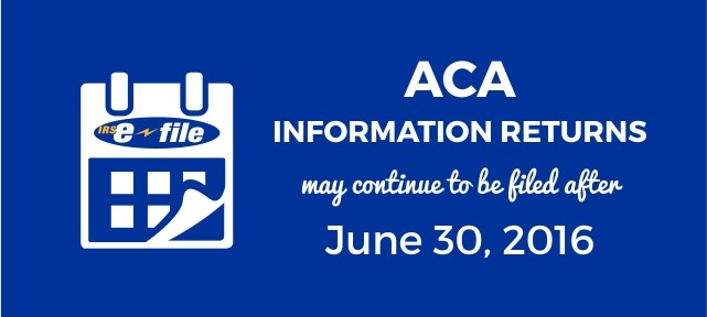 ACA Information Returns