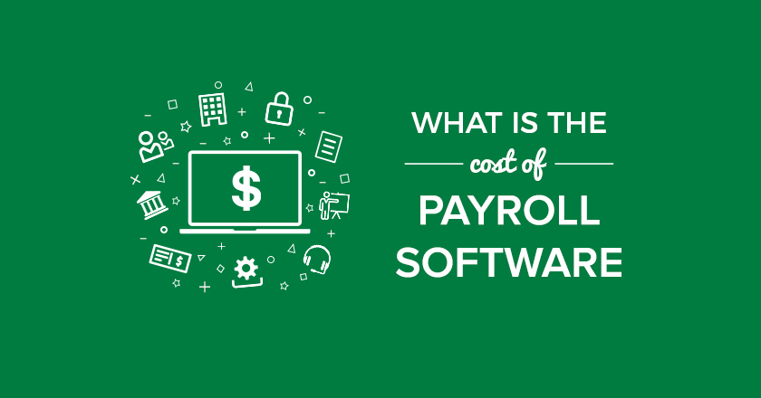 payroll software cost