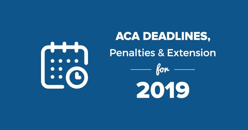 ACA Deadlines