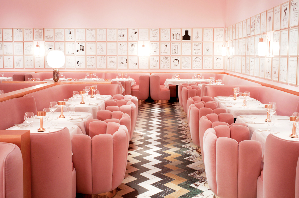 The Rise Of Restaurant Design 2017 Trends To Watch