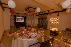 Private Movie Screening with Dinner CherishX