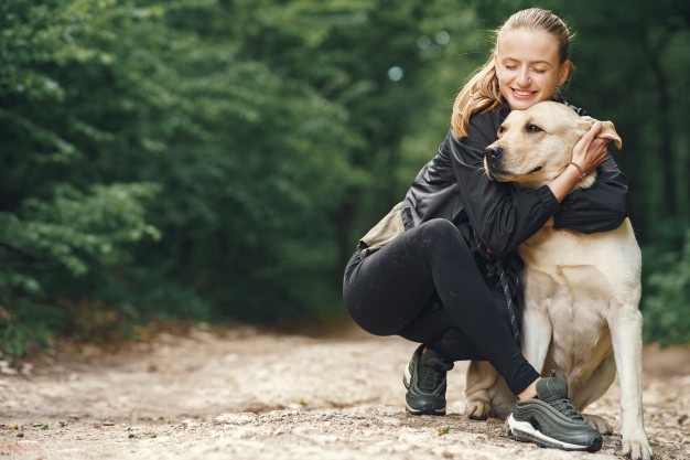 Single on Valentine's Day 6 Things To Do For A Fun Celebration-spend it with your furry friends