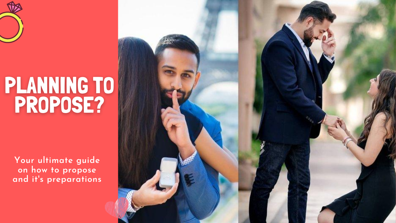 How to Propose in Delhi, Gurgaon, NCR by CherishX