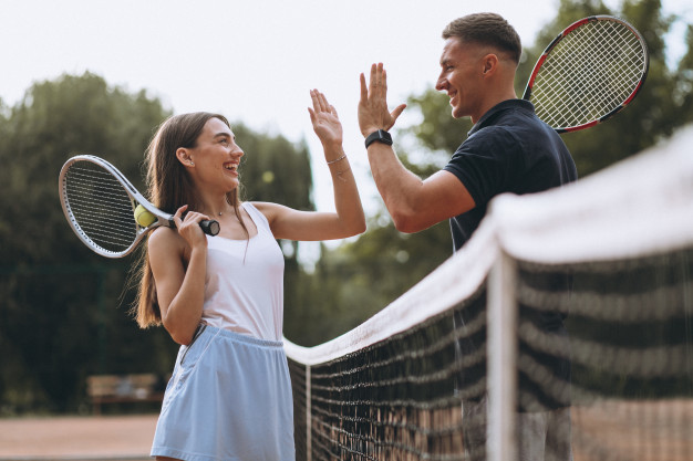 8 Fun Ideas to Spend Weekend Holidays With Your Partner- Become active in sports