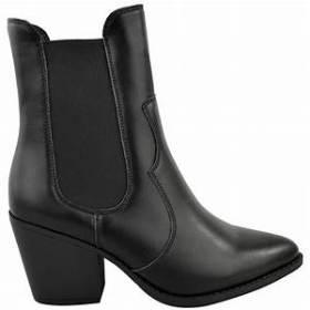 cuban heel boots women
