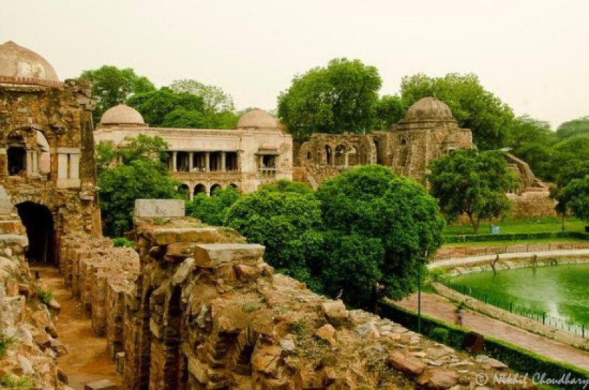 10 Safe Places to go on a date this Valentine's Day 2021 in Delhi NCR-hauz khas village