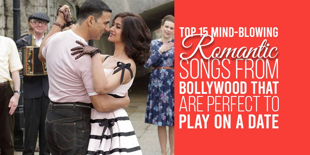 Top 15 Mind-blowing Romantic Songs