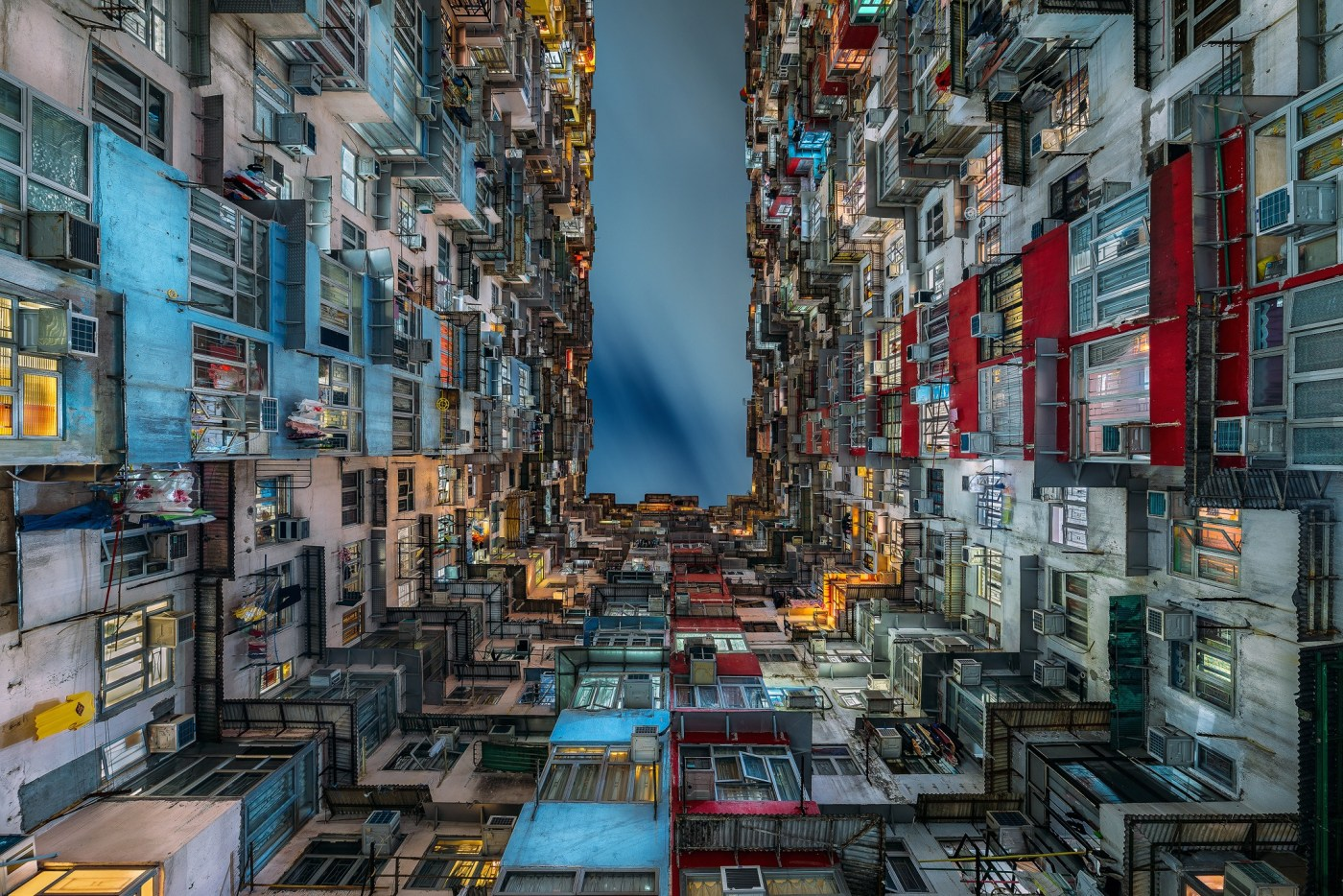 1 - Stacked Hong Kong