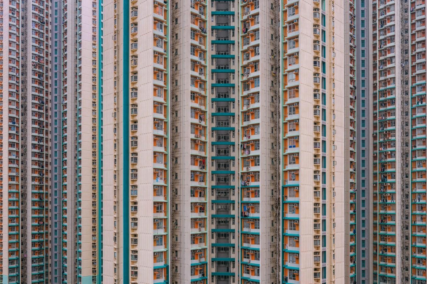 11 - Stacked Hong Kong