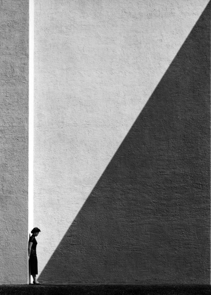 Fan Ho - Approaching Shadow - Street Photography Lessons - Cherrydeck
