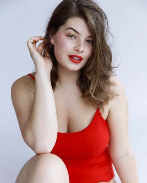 Newcomer Models - Model Gaëlle Wauthier