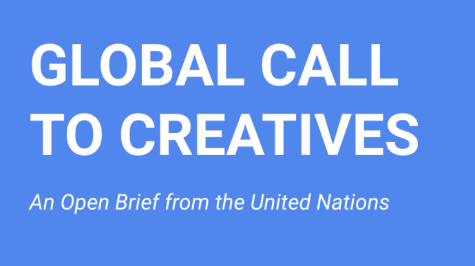 United Nations Call for Creatives