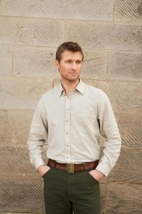 Proof Sherwood Forest Charlbury Shirt with Nikwax Cotton Proof