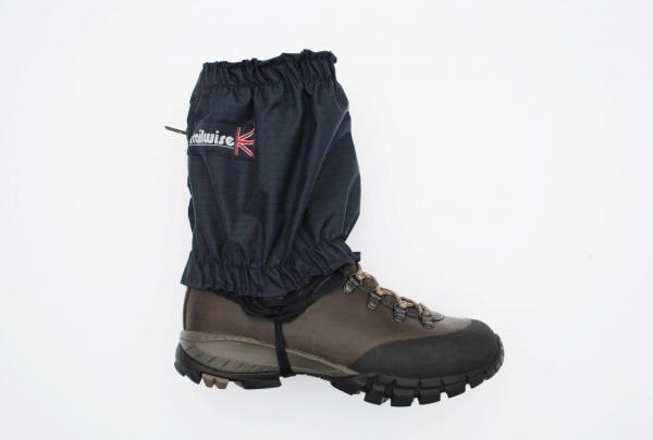 Benefits of wearing walking boot gaiters