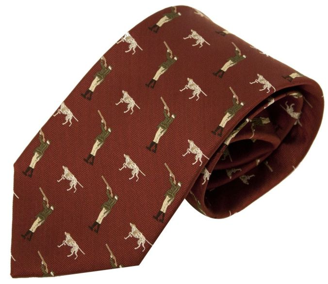 Bonart Beater 100% Silk Tie