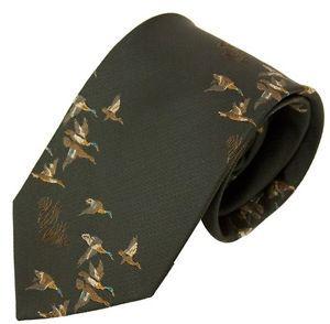 Bonart Duck Silk Tie