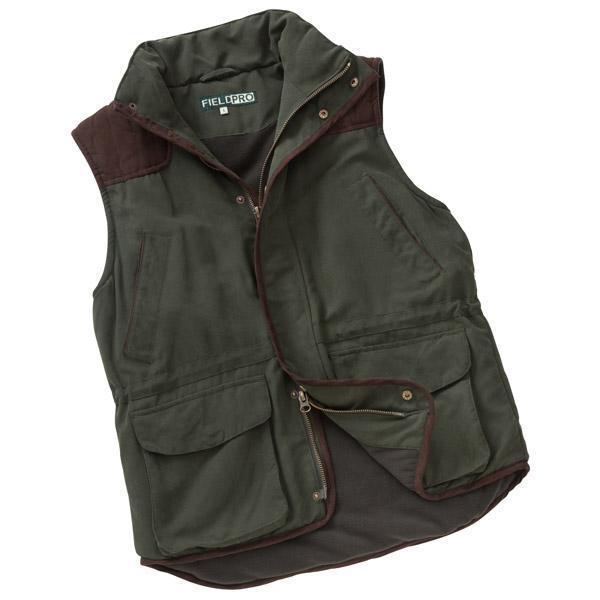 Hoggs of Fife Ranger Fleece Waistcoat