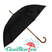 gustbuster windproof umbrella