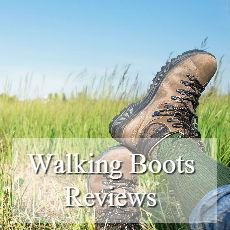 walking boots reviews
