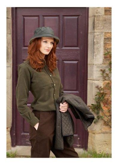 Sherwood Forest Ladies Moleskin Shirts