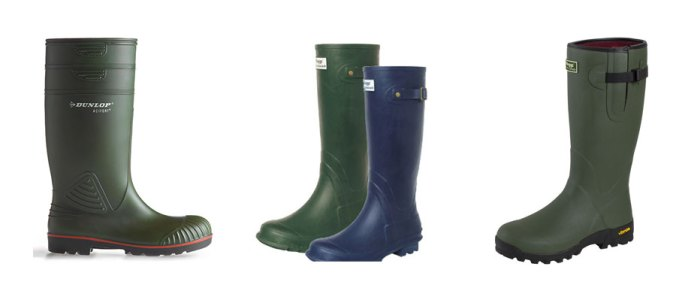 hoggs wellies