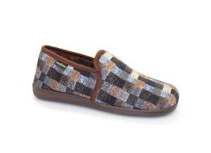 goodyear checkered slippers