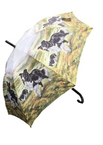 Sheep Dog Theme Umbrella