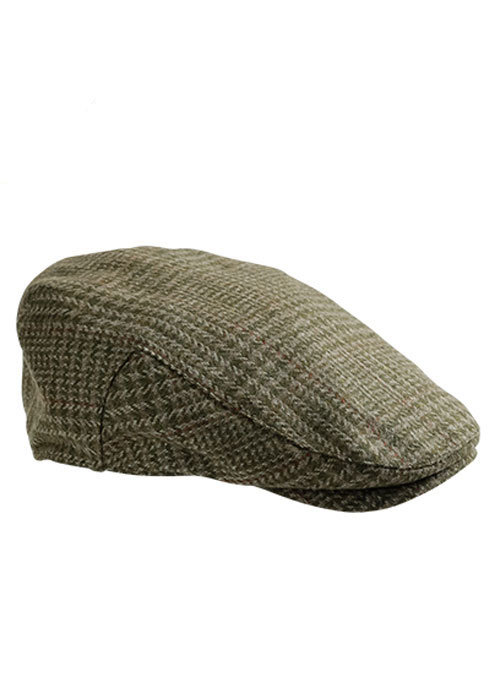 Hoggs Invergarry waterproof flat cap