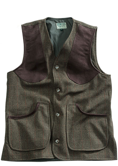 Hoggs of Fife Harewood Tweed Waistcoat