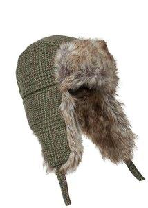 Hoggs invergarry trapper hat
