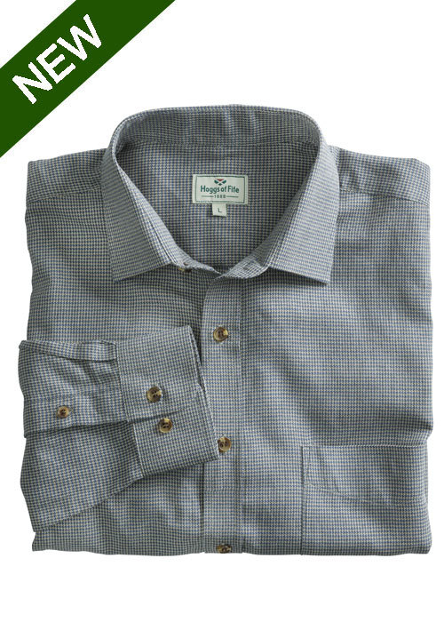 Hoggs of Fife cotton shirts