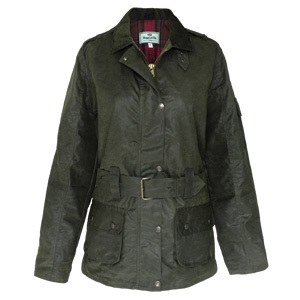 Hoggs of Fife Cheltenham Wax Jacket