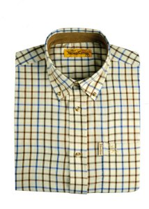 Verney Carron Villemy Check SHirt
