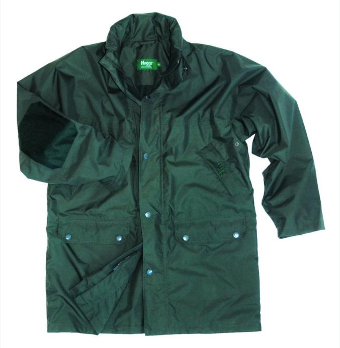 hoggs of fife green king jacket