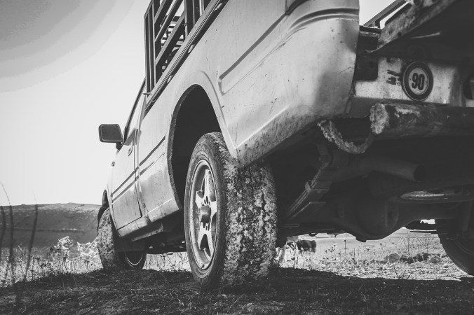 off road experience near Ruthin, North Wales