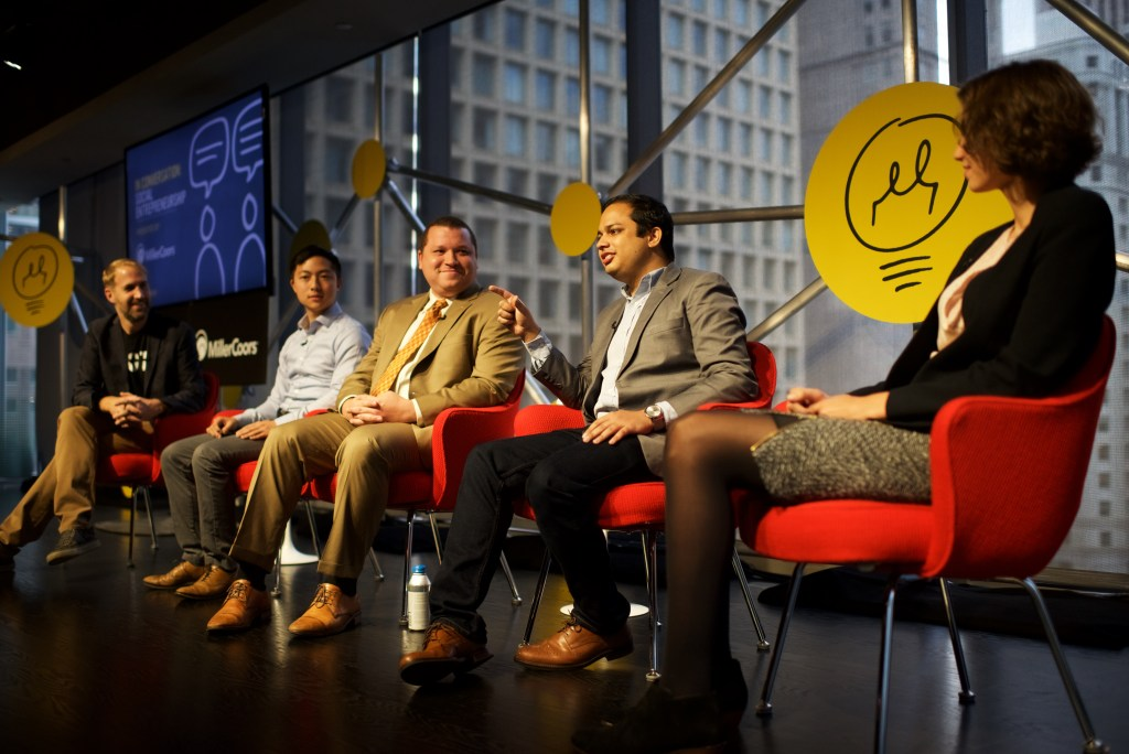 In Conversation: Social Entrepreneurship